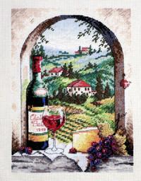 Dreaming of Tuscany完成