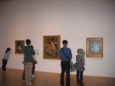 ルノアールの三枚の絵