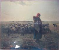 羊飼いの少女