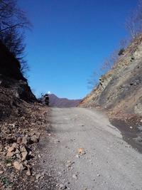 林道ツーリング 2011/11/24 08:32:16