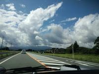 青い空白い雲 2011/09/27 07:30:25