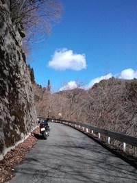 足尾→中禅寺湖へ 2012/03/25 18:15:30