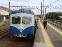 銚子電鉄乗ってきました