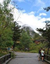 2016年9月 高山・平湯・上高地の旅 10 明神池