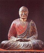 仏さんに惚れ込んで。。。31 唐招提寺 鑑真和上坐像