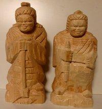 木彫りの彫り納め その1