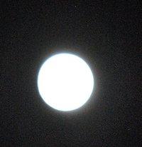 まん丸 中秋の名月