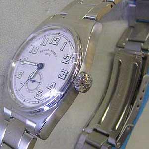レビュートーメンスポーツ 腕時計 30's Ref.15000.3132 サイド実物写真