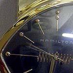 ハミルトン ベンチュラ 50周年記念 限定モデル HAMILTON