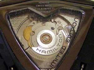 HAMILTON VENTURA XXL ELVIS ANNIVERSARY ハミルトン ベンチュラ XXL エルヴィス 限定モデル Ref.H24615331