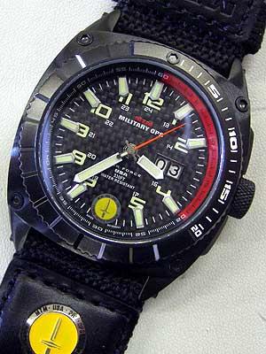 MTM ミリタリーオプス ブラックタスク フォース 日本限定モデル Ref.NVL0800228