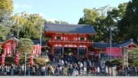 京の正月(初日)