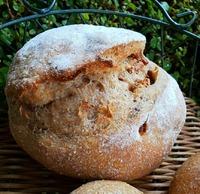 無花果と胡桃のパン オ セーグル