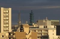 名古屋に突然五重塔?